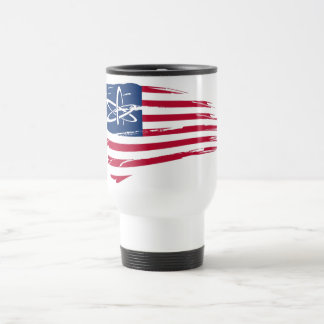 American Atheist 15 Oz Stainless Steel Travel Mug