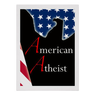 American Atheist Poster