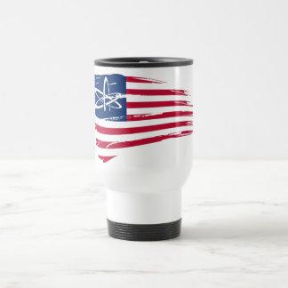 American Atheist Travel Mug