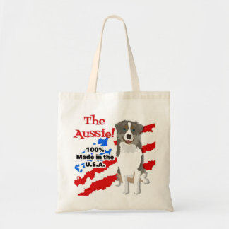 American Aussie Tote Bag
