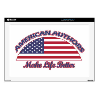 American Authors designs Skin For Laptop