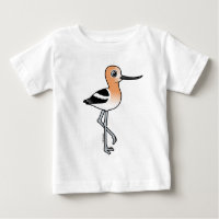 American Avocet Baby Fine Jersey T-Shirt