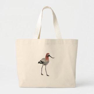 American Avocet Canvas Bags