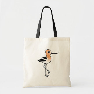 American Avocet Tote Bags