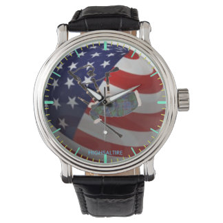 AMERICAN BAGPIPES WRISTWATCHES