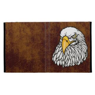American bald eagle iPad folio case