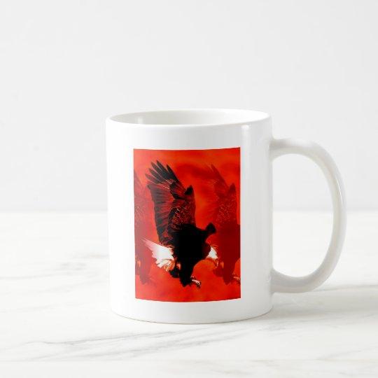 American Bald Eagle Coffee Mug