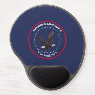 American Bald Eagle Custom Gel Mouse Pads