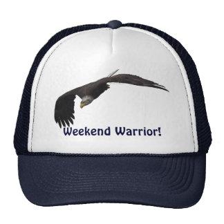 American Bald Eagle Design for Bird-lovers Trucker Hats
