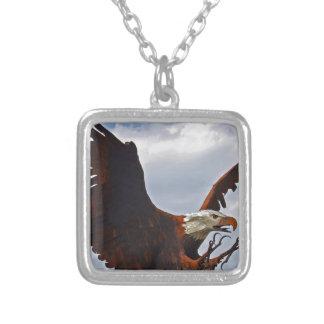 American Bald Eagle Destiny Nature Custom Necklace