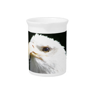 American Bald Eagle Drink Pitcher