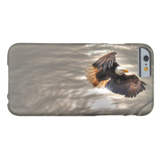 American Bald Eagle Flying Over Ocean Barely There iPhone 6 Case