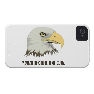 American Bald Eagle For Merica iPhone 4 Covers