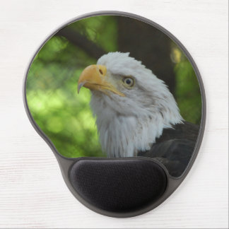 American Bald Eagle Gel Mouse Mat