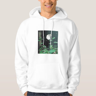 American Bald Eagle Hooded Sweatshirt