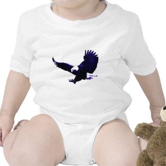 American Bald Eagle Landing T Shirts