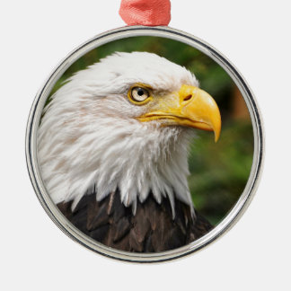 American Bald Eagle Metal Ornament