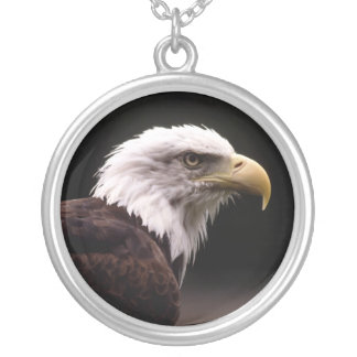 American Bald Eagle Necklace