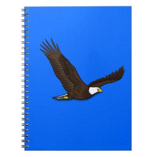 American Bald Eagle Notebook