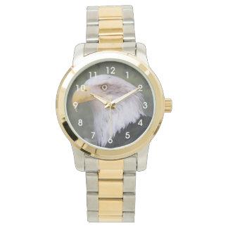 American Bald Eagle Photo Wrist Watches