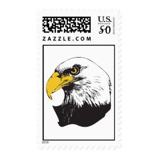 American Bald Eagle Postage