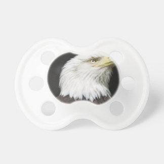 American Bald Eagle Profile Pacifier