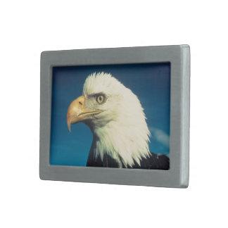 American Bald Eagle Rectangular Belt Buckles