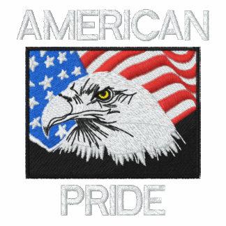 American Bald Eagle Sherpa-Lined Jacket