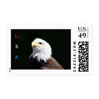 American Bald Eagle Stamp - USA