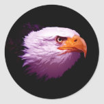 American Bald Eagle Stickers