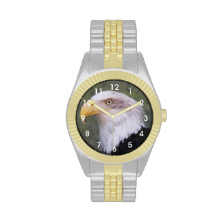 American Bald Eagle Wrist Watch