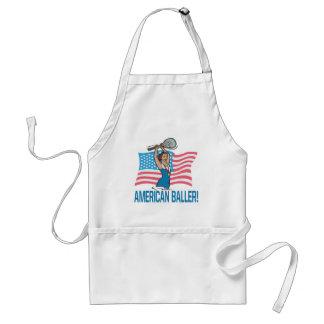 American Baller Apron