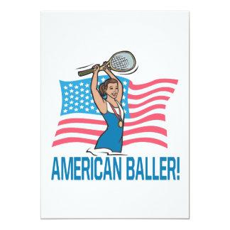 American Baller Card
