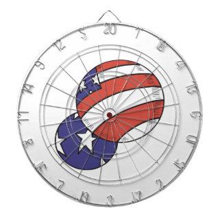 American Balls Dartboard