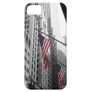 american bandera/Nueva York Funda Para iPhone SE/5/5s