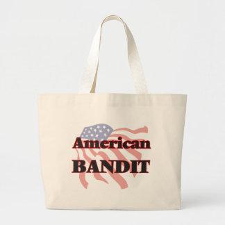 American Bandit Jumbo Tote Bag