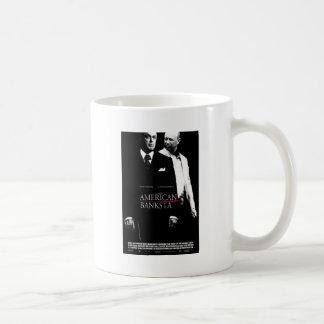 American Banksta Classic White Coffee Mug