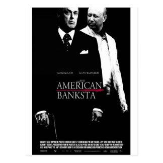 American Banksta Postcard