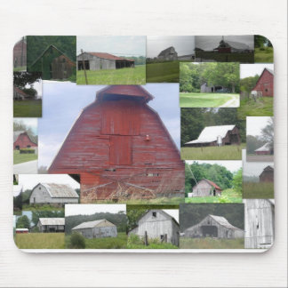 American Barns Mouse Pad
