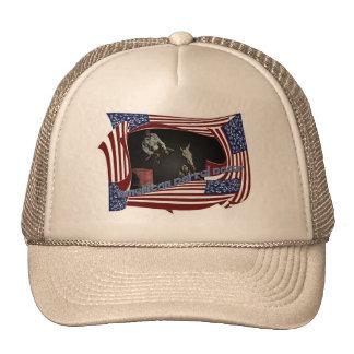 American Barrel Racer Hat