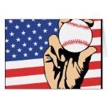 American Baseball Greeting Cards