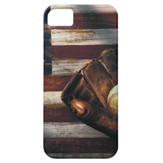 American Baseball iPhone SE/5/5s Case