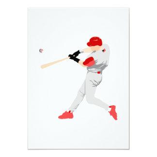 American Baseball Player Card