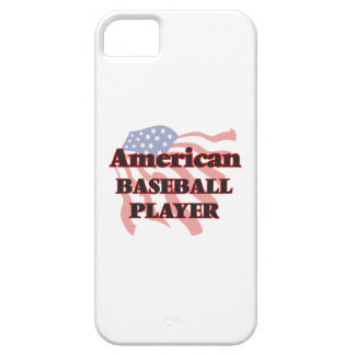 American Baseball Player iPhone 5 Cases