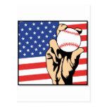 American Baseball Post Card