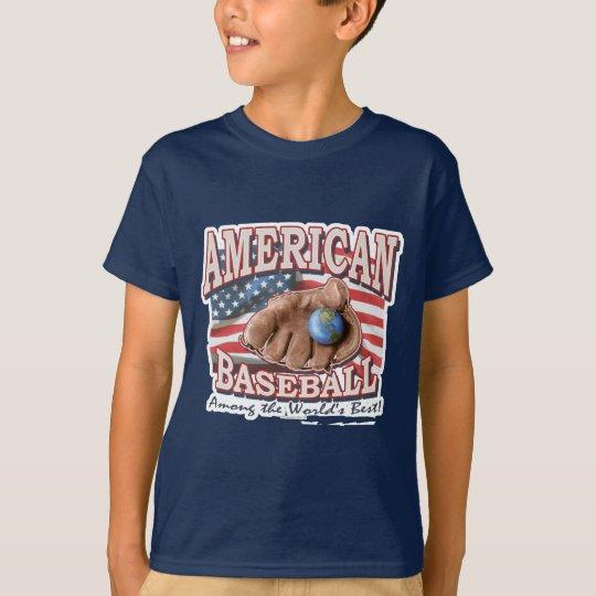 American Baseball Shirts and Gift Ideas