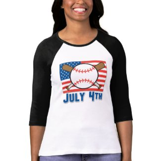 American Baseball Tees