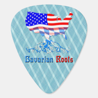 American Bavarian Roots Guitar Pick