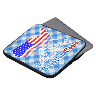 American Bavarian Roots Laptop Sleeve