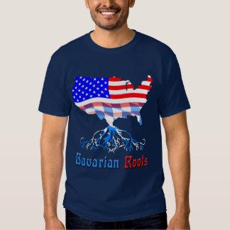American Bavarian Roots T Shirt